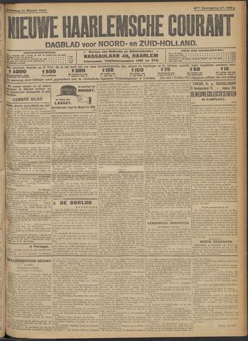 Nieuwe Haarlemsche Courant 1916-03-11