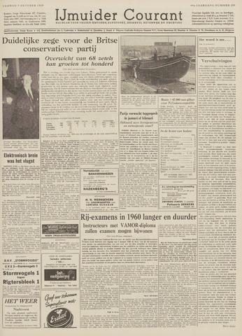 IJmuider Courant 1959-10-09
