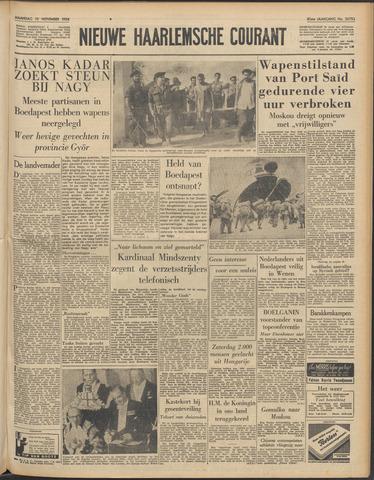 Nieuwe Haarlemsche Courant 1956-11-12