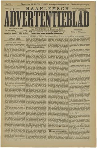 Haarlemsch Advertentieblad 1900-12-12