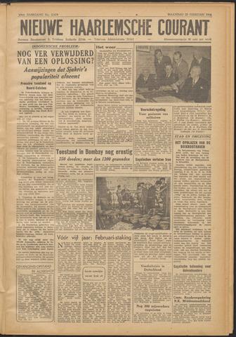 Nieuwe Haarlemsche Courant 1946-02-25