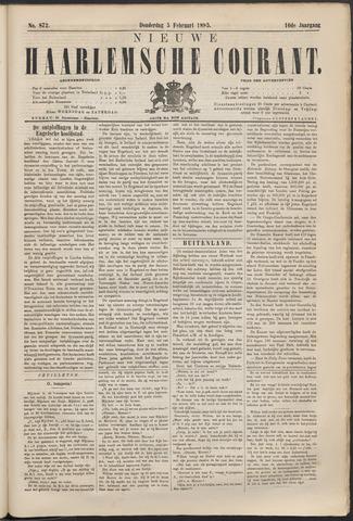 Nieuwe Haarlemsche Courant 1885-02-05