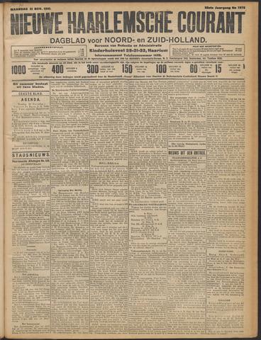 Nieuwe Haarlemsche Courant 1910-11-21
