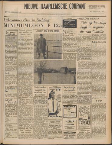 Nieuwe Haarlemsche Courant 1965-12-02
