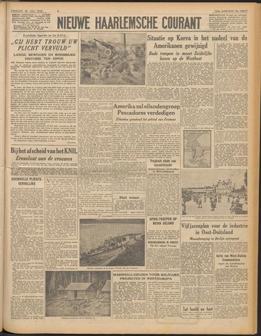 Nieuwe Haarlemsche Courant 1950-07-25