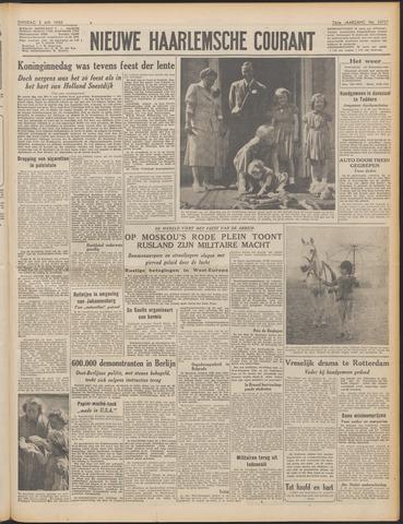 Nieuwe Haarlemsche Courant 1950-05-02