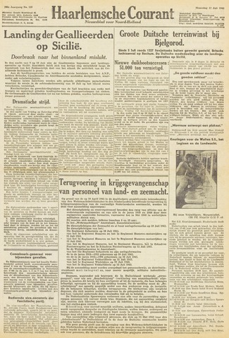 Haarlemsche Courant 1943-07-12