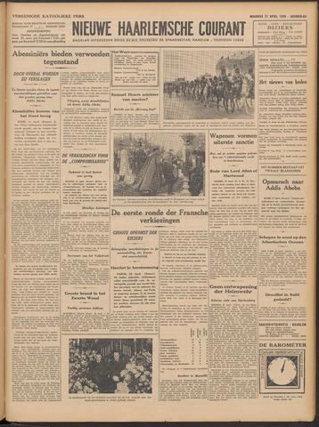 Nieuwe Haarlemsche Courant 1936-04-27
