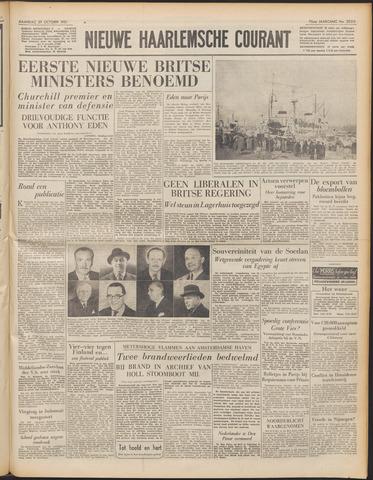 Nieuwe Haarlemsche Courant 1951-10-29