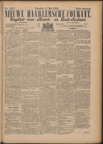 Nieuwe Haarlemsche Courant 1904-05-17