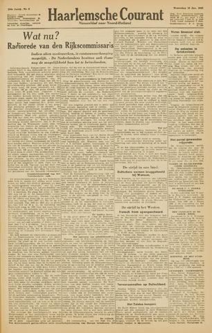Haarlemsche Courant 1945-01-10