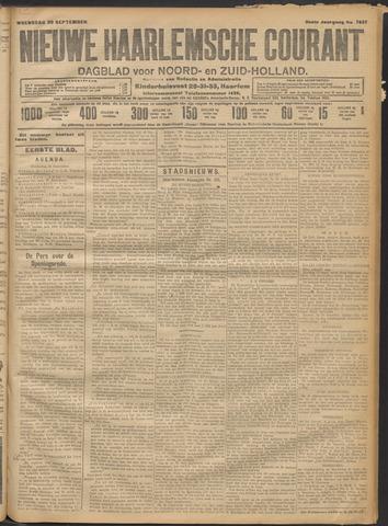 Nieuwe Haarlemsche Courant 1911-09-20
