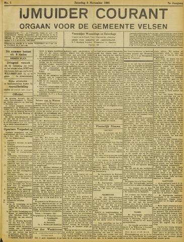 IJmuider Courant 1921-11-05