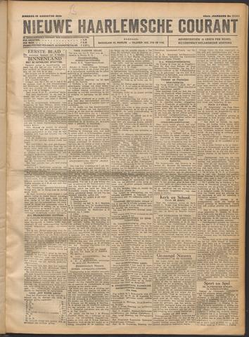 Nieuwe Haarlemsche Courant 1920-08-10
