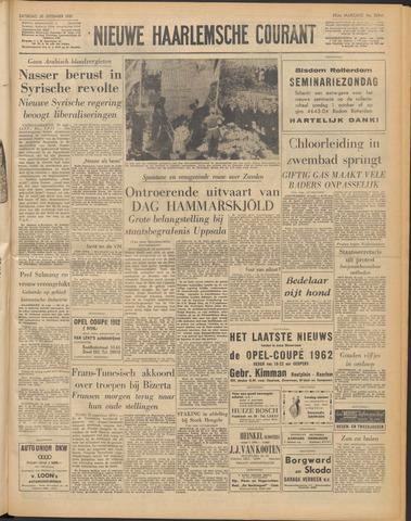 Nieuwe Haarlemsche Courant 1961-09-30