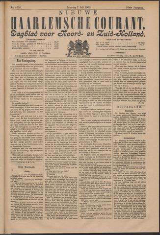 Nieuwe Haarlemsche Courant 1900-07-07