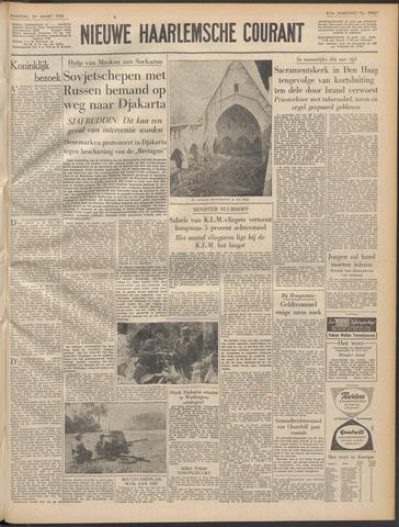 Nieuwe Haarlemsche Courant 1958-03-24