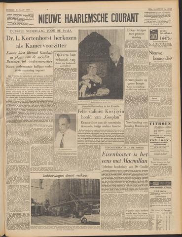 Nieuwe Haarlemsche Courant 1959-03-21