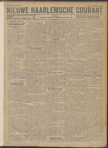Nieuwe Haarlemsche Courant 1921