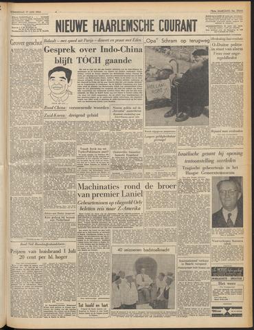 Nieuwe Haarlemsche Courant 1954-06-17