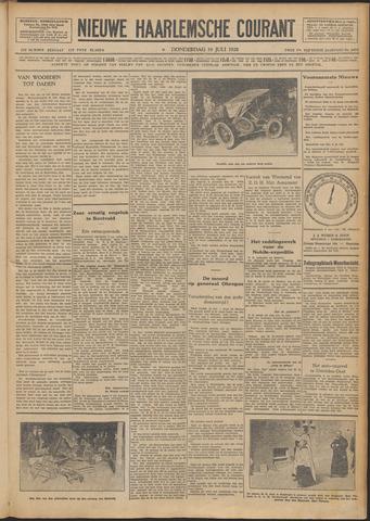 Nieuwe Haarlemsche Courant 1928-07-19