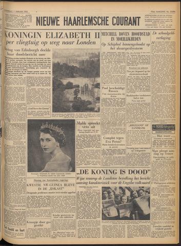 Nieuwe Haarlemsche Courant 1952-02-07