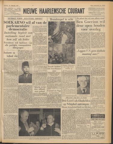 Nieuwe Haarlemsche Courant 1957-02-22