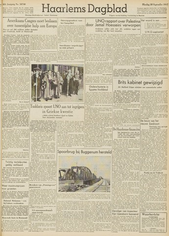 Haarlem's Dagblad 1947-09-30