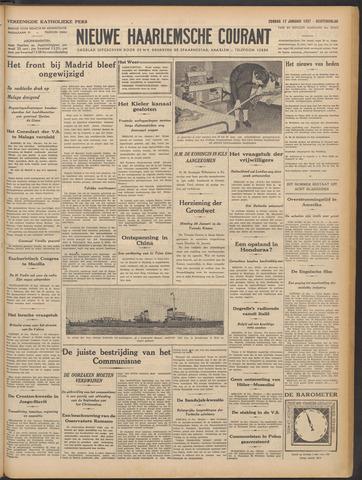 Nieuwe Haarlemsche Courant 1937-01-17