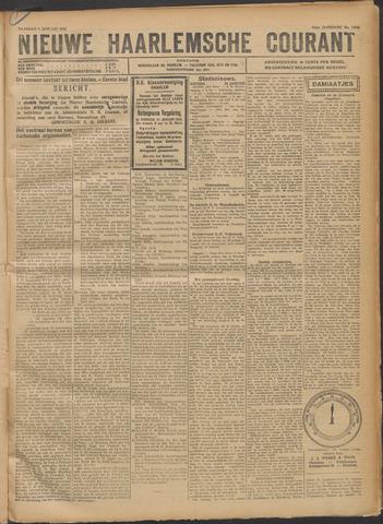 Nieuwe Haarlemsche Courant 1922-01-09