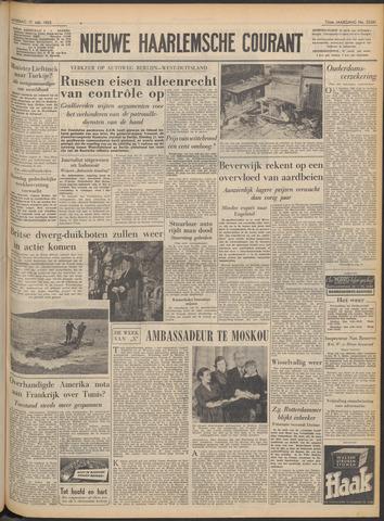 Nieuwe Haarlemsche Courant 1952-05-17