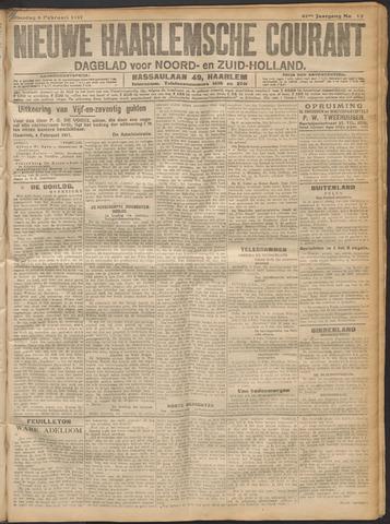 Nieuwe Haarlemsche Courant 1917-02-06