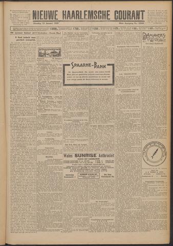 Nieuwe Haarlemsche Courant 1925-01-13