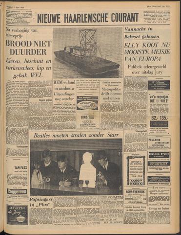 Nieuwe Haarlemsche Courant 1964-06-05