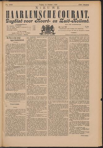 Nieuwe Haarlemsche Courant 1898-10-14