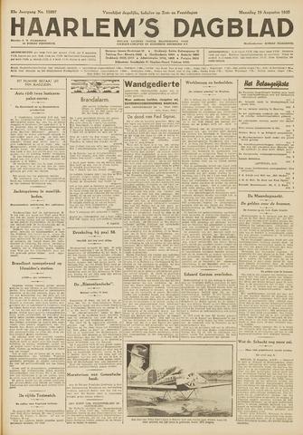 Haarlem's Dagblad 1935-08-19