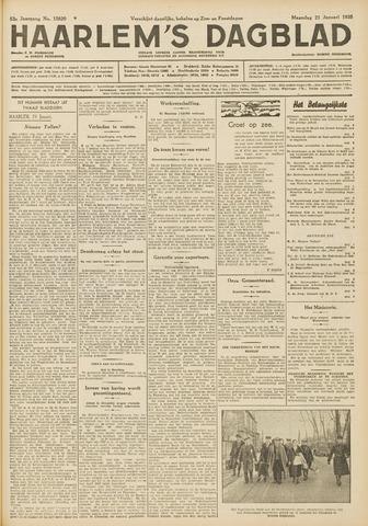 Haarlem's Dagblad 1935-01-21