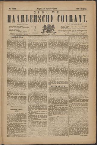 Nieuwe Haarlemsche Courant 1889-09-20