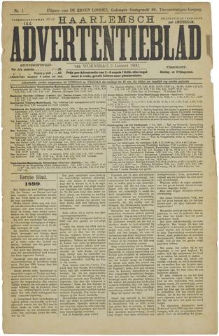 Haarlemsch Advertentieblad 1900-01-03