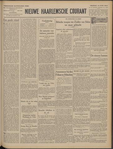 Nieuwe Haarlemsche Courant 1941-06-13
