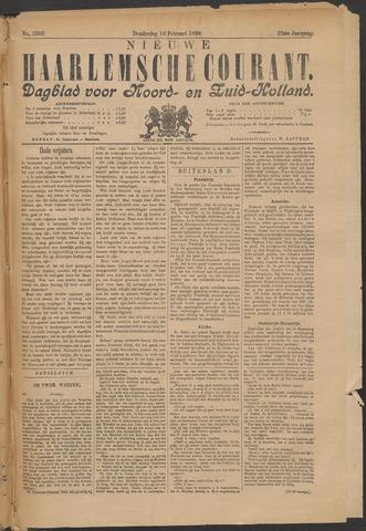 Nieuwe Haarlemsche Courant 1898-02-10