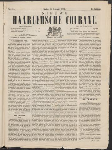 Nieuwe Haarlemsche Courant 1880-09-19