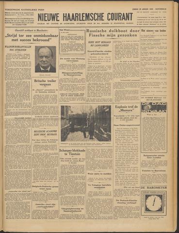 Nieuwe Haarlemsche Courant 1940-01-28