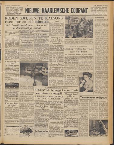Nieuwe Haarlemsche Courant 1951-08-11