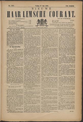 Nieuwe Haarlemsche Courant 1890-06-27
