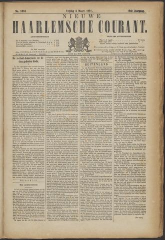 Nieuwe Haarlemsche Courant 1891-03-06
