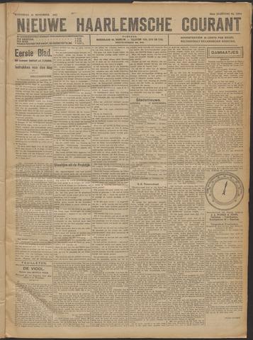 Nieuwe Haarlemsche Courant 1921-11-16