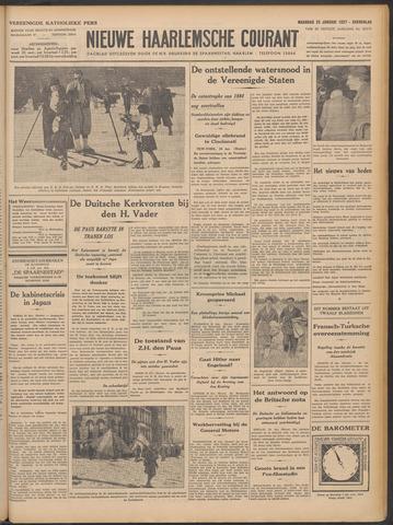 Nieuwe Haarlemsche Courant 1937-01-25