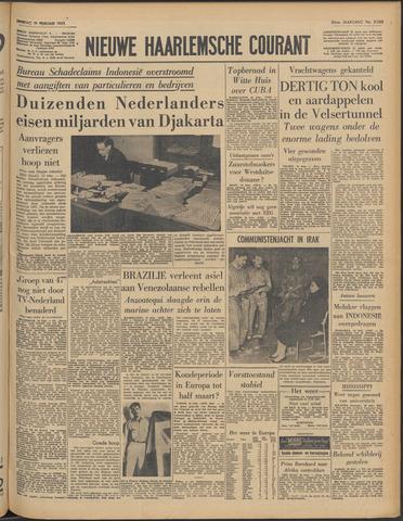 Nieuwe Haarlemsche Courant 1963-02-19