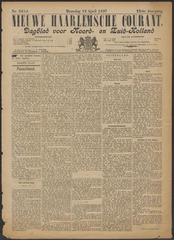 Nieuwe Haarlemsche Courant 1897-04-19